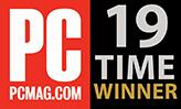 Gagnant du prix PCMag.com