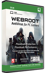 AntiVirus for PC Gamers box 2