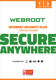 SecureAnywhere Internet Security Plus