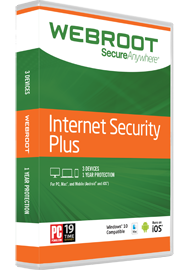 Fastest, lightest antivirus - SecureAnywhere Internet Security Plus