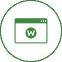 mobile infographic online management portal webroot